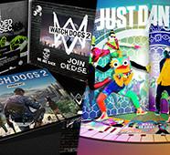 Ubisoft – Press Kits